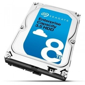 Жесткий диск SATA 8TB 7200RPM 6GB/S 256MB ST8000NM0055 SEAGATE