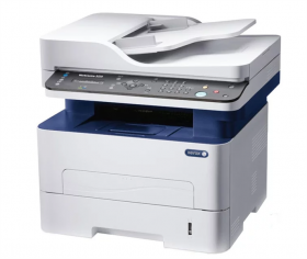 МФУ XEROX WC 3225DNI (A4, P/C/S/F/, Duplex, 28ppm, max 30K pages per month, 256MB, Eth, ADF)