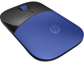Mouse HP Wireless Mouse Z3700 (Dragonfly Blue) cons