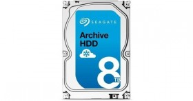 Жесткий диск SATA 8TB 5400RPM 6GB/S 256MB ST8000AS0003 SEAGATE