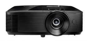 Optoma DX318e (DLP, XGA(1024x768), 3600Lm, 20000:1, HDMI, VGA, Composite video, VGA-OUT, Audio-Out 3.5mm,  1*10W speaker)