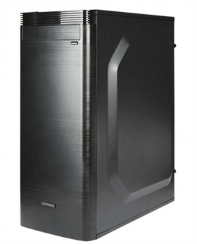 IRBIS Office 300 MT , Core I5-8400, 8Gb, SSD 240Gb, PSU 450W, DOS, black,  1 year