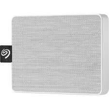 SSD жесткий диск USB3 500GB EXT. WHITE STJE500402 SEAGATE