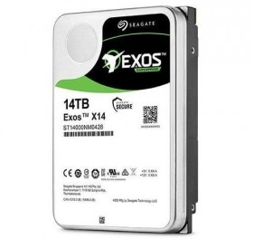 Жесткий диск SATA 14TB 7200RPM 6GB/S 256MB ST14000NM0018 SEAGATE