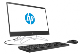 "HP 22-c0022ur NT 21,5"" (1920x1080) Intel Core i3-8130U, 4GB DDR4-2400 SODIMM (1x4GB), 1TB, Intel HD Graphics 620, no DVD, USB kbd&mouse, Privacy VGA webcam, Jack Black, Win10, 1Y Wty"