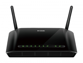 D-Link DSL-2740U/RA/V2A, ADSL2+ Annex A Wireless N300 Router with Ethernet WAN support. 1 RJ-11 DSL port, 4 10/100Base-TX LAN ports, 802.11b/g/n compatible, 802.11n up to 300Mbps with external 2 dBi a