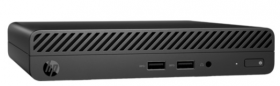 HP 260 G3 Mini Core i3-7130U,4GB,500GB,Realtek RTL8821CE AC 1x1 BT,USBkbd/mouse,Stand,Win10Pro(64-bit),1-1-1Wty(repl.2KL48EA)
