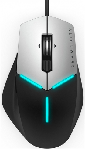 Dell Mouse AW558 Alienware Advanced Gaming, 5000 dpi