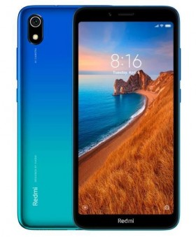 Мобильный телефон REDMI 7A 32GB BLUE REDMI7ABU32GB XIAOMI