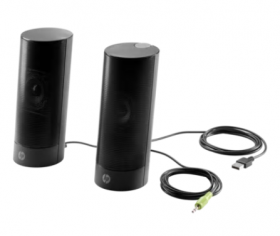 HP USB Business Speakers.