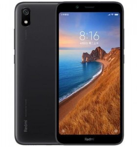 Мобильный телефон REDMI 7A 16GB BLACK REDMI7ABK16GB XIAOMI