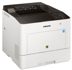 Samsung Laser SL-C4010ND (A4, 40ppm, 512Mb, 2 trays 550+50, Duplex, USB 2.0, Wi-Fi,  1y warr,Cartridge in box)