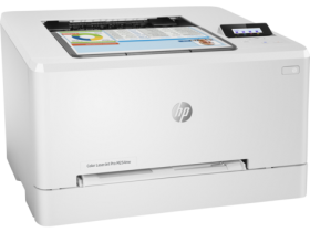 HP Color LaserJet Pro M254nw Printer  (A4, 600x600dpi,21(21) ppm, 256Mb, 2 trays 1+250, 1y warr, Cartridges 800 b & 700 cmy pages in box, USB/LAN, repl. B4A21A)