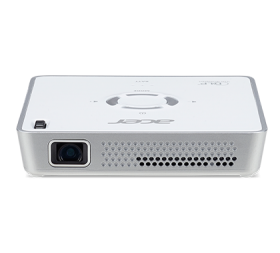 Acer projector C101i, LED, WVGA, 150Lm,  1200/1, HMDI, wireless projection,tripod, Battery 3400mAh + USB power, 265g