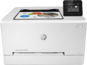 HP Color LaserJet Pro M254dw Printer (A4, 600x600dpi, 21(21) ppm, 256Mb, 2 trays 1+250, 1y warr, touch LCD, duplex, Cartridges 800 b &700 cmy pages in box, USB/LAN/front USB, repl. B4A22A)