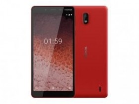 Мобильный телефон 1 PLUS DUAL SIM 8GB RED 16ANTR01A04 NOKIA