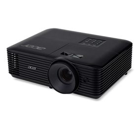 Acer projector X118H, DLP 3D, SVGA, 3600 lm, 20000/1, HDMI, Audio, 2.7kg, Black (replace X117H)