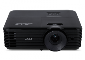 Acer projector X128H, DLP 3D, XGA, 3600Lm, 20000/1, HDMI, 2.5Kg, EURO Power (replace X127H)