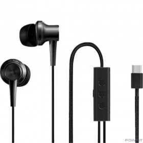 Xiaomi Mi ANC & Type-C In-Ear Earphones (Black) ZBW4382TY