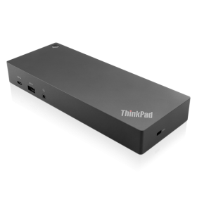 ThinkPad Hybrid USB-C with USB-A Dock for E580,E480/470,L580,L480/L470,L380,L380 Yoga,T580/T570,T480/T480s,T470/T470s,T460,X1 Carbon Gen(5&6),X1 Yoga Gen(2&3),X1 Tablet Gen(2&3),X280/X270,P1,P52s,P51s